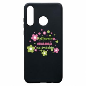 Phone case for Huawei P30 Lite The best mom in the world