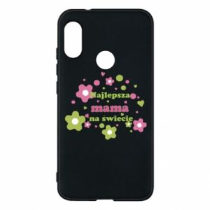 Phone case for Mi A2 Lite The best mom in the world