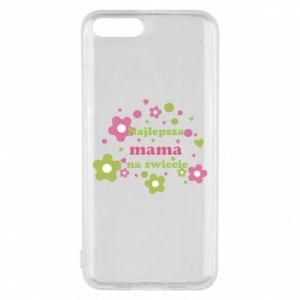 Phone case for Xiaomi Mi6 The best mom in the world