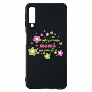 Phone case for Samsung A7 2018 The best mom in the world