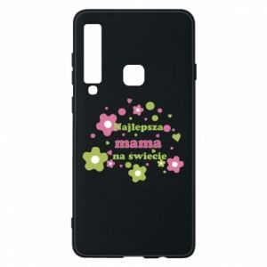 Phone case for Samsung A9 2018 The best mom in the world