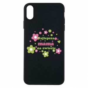 Phone case for iPhone Xs Max The best mom in the world