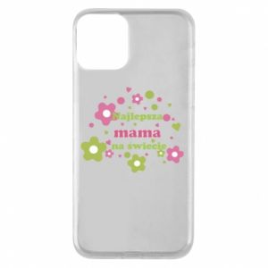 Phone case for iPhone 11 The best mom in the world