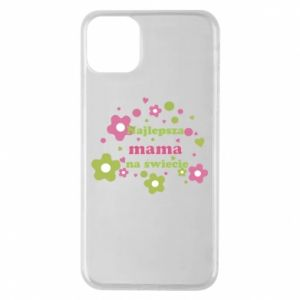 Phone case for iPhone 11 Pro Max The best mom in the world