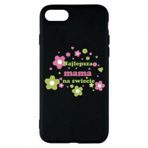 Phone case for iPhone 8 The best mom in the world