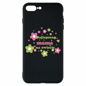 Phone case for iPhone 8 Plus The best mom in the world