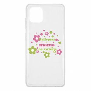 Etui na Samsung Note 10 Lite Najlepsza mama na świecie