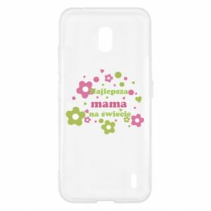 Etui na Nokia 2.2 Najlepsza mama na świecie