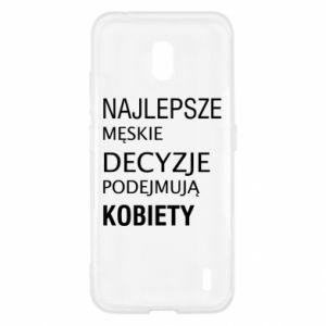 Etui na Nokia 2.2 Najlepsze męskie decyzje...