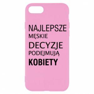 Etui na iPhone SE 2020 Najlepsze męskie decyzje...