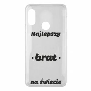 Phone case for Mi A2 Lite The best brother in the world