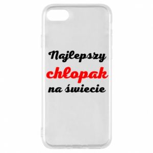 Phone case for iPhone 8 The best boy in the world