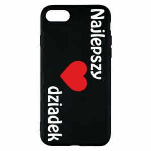 iPhone SE 2020 Case Best grandfather with heart
