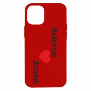 iPhone 12 Mini Case Best grandfather with heart