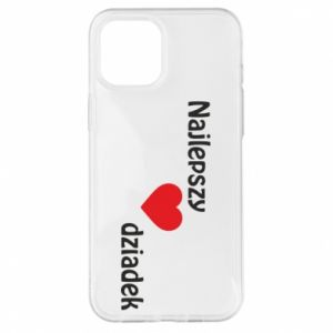 iPhone 12 Pro Max Case Best grandfather with heart