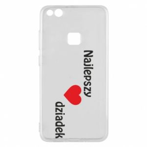 Huawei P10 Lite Case Best grandfather with heart