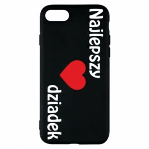 iPhone 7 Case Best grandfather with heart