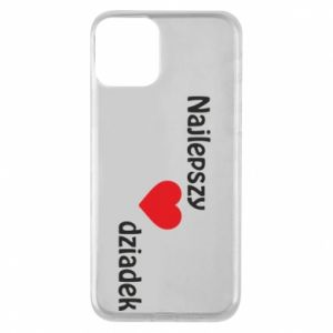 iPhone 11 Case Best grandfather with heart