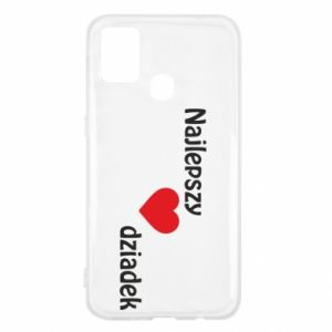 Samsung M31 Case Best grandfather with heart