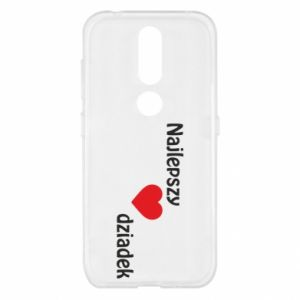 Nokia 4.2 Case Best grandfather with heart