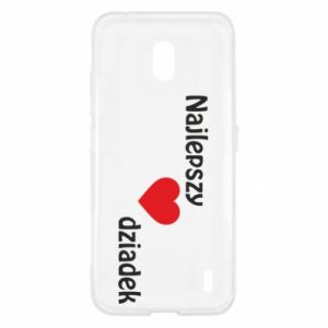 Nokia 2.2 Case Best grandfather with heart