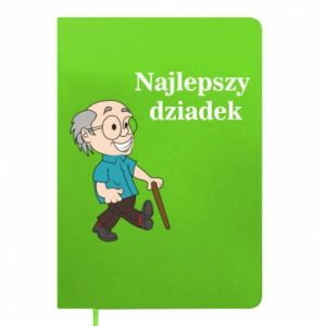 Notepad Najlepszy dziadek