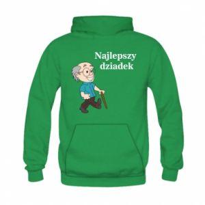 Kid's hoodie Najlepszy dziadek