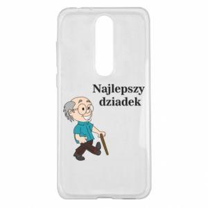Nokia 5.1 Plus Case Najlepszy dziadek