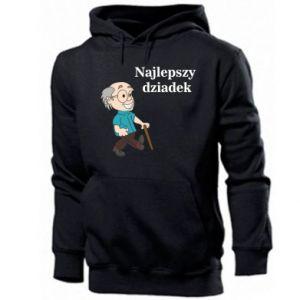 Men's hoodie Najlepszy dziadek