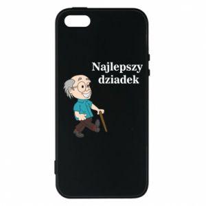 iPhone 5/5S/SE Case Najlepszy dziadek