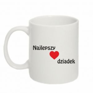 Mug 330ml Best grandfather with heart