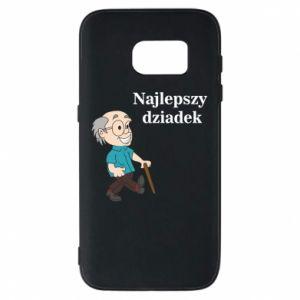 Phone case for Samsung S7 Najlepszy dziadek