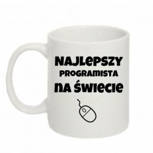 Kubek 330ml Najlepszy programista na świecie