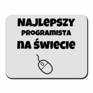 Podkładka pod mysz Najlepszy programista na świecie