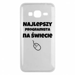 Phone case for Samsung J3 2016 The best programmer in the world