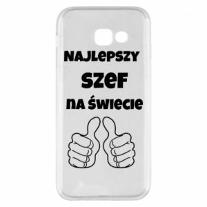 Phone case for Samsung A5 2017 The best boss in the world