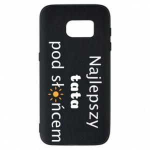 Etui na Samsung S7 Najlepszy tata pod słońcem