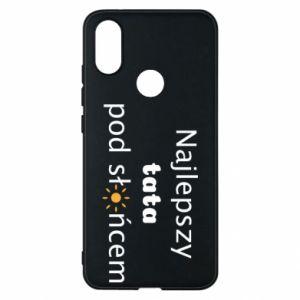 Etui na Xiaomi Mi A2 Najlepszy tata pod słońcem