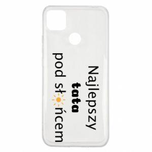 Etui na Xiaomi Redmi 9c Najlepszy tata pod słońcem