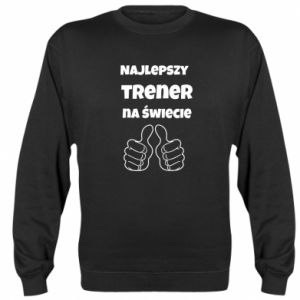 Sweatshirt The best trainer in the world