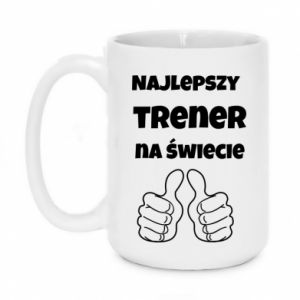 Mug 450ml The best trainer in the world