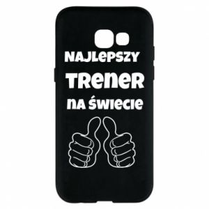Phone case for Samsung A5 2017 The best trainer in the world