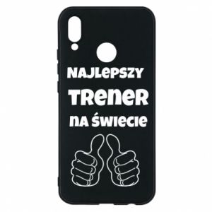 Phone case for Huawei P20 Lite The best trainer in the world