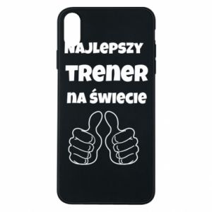 Phone case for iPhone Xs Max The best trainer in the world