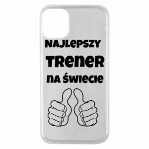 Phone case for iPhone 11 Pro The best trainer in the world