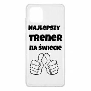 Etui na Samsung Note 10 Lite Najlepszy trener na świecie