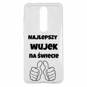 Etui na Nokia 5.1 Plus Najlepszy wujek na świecie