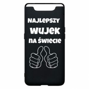 Phone case for Samsung A80 The best uncle in the world