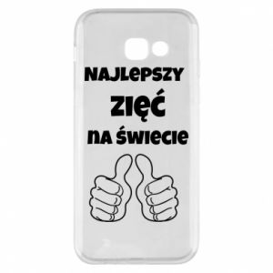 Phone case for Samsung A5 2017 The best son-in-law in the world