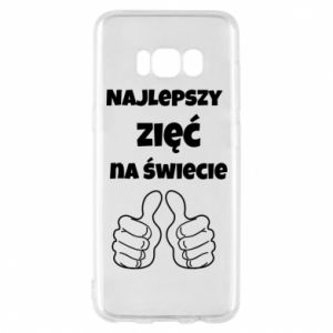 Phone case for Samsung S8 The best son-in-law in the world